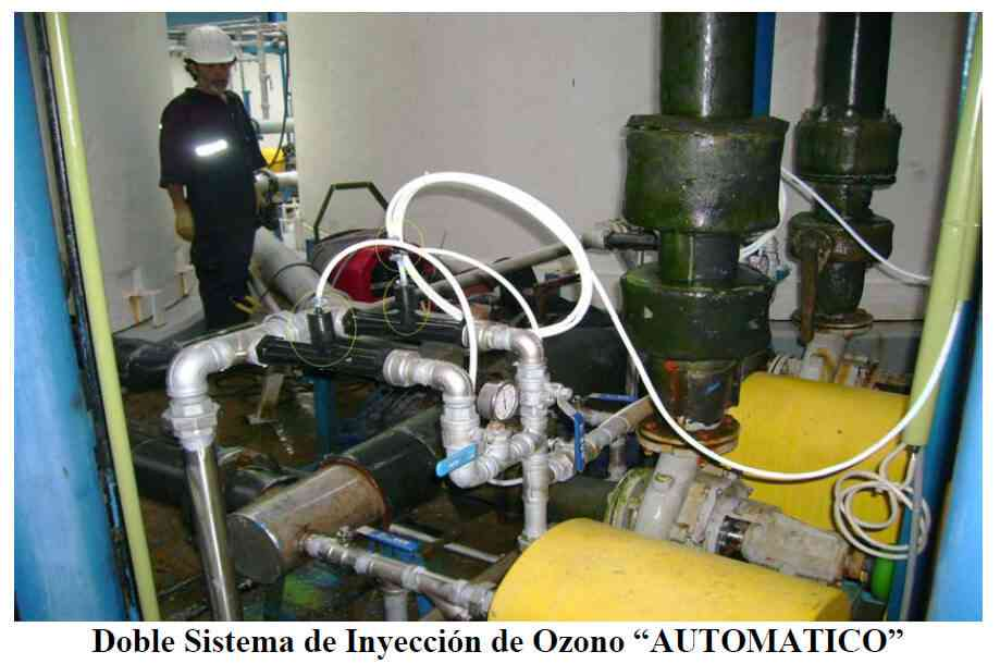 Doble Sistema Ozono Bosstech