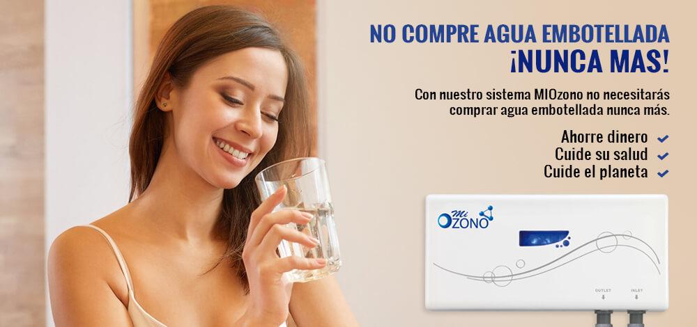 Ozono para purificar el agua - Mi Ozono
