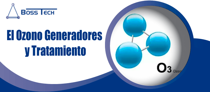 El Ozono Generadores Y Tratamiento