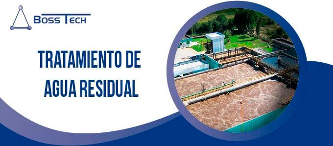 Tratamiento De Agua Residual Banner