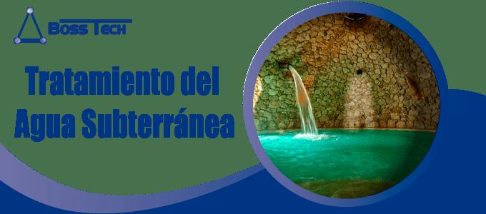 Tratamiento Agua Subterranea Bosstech