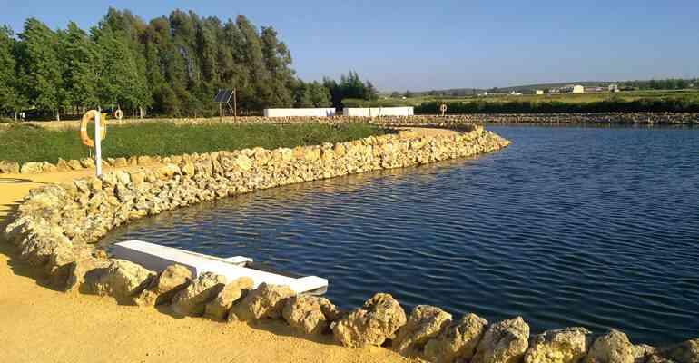 etapas aguas residuales lagunaje bosstech