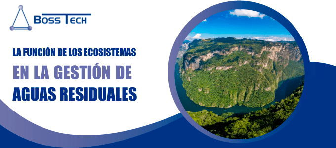 Funcion Ecosistemas Aguas Residuales Bosstech