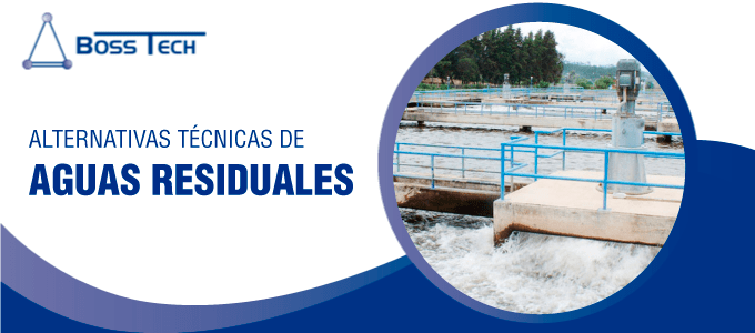 Alternativas Técnicas De Aguas Residuales