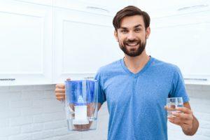 purificacion agua hombre bosstech