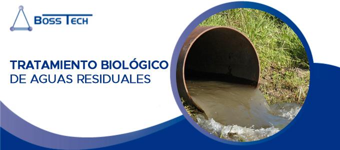 Tratamiento Biológico De Aguas Residuales
