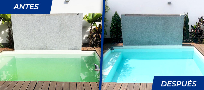 ozonizacion de piscinas comparacion