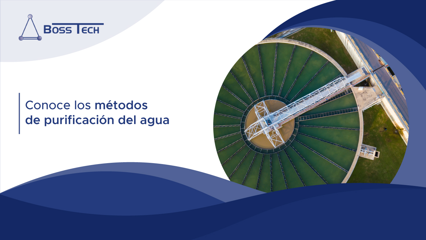 Conoce Las Formas De Purificación Del Agua