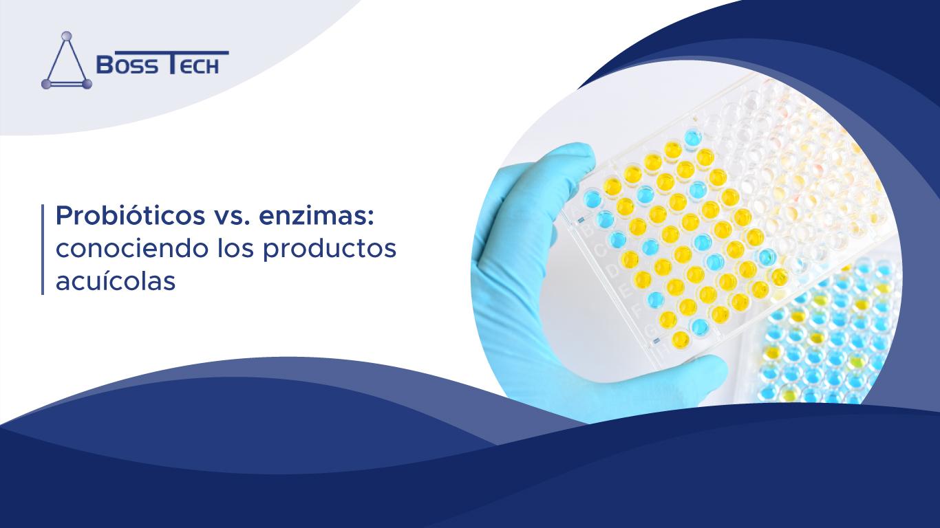 Probióticos Vs. Enzimas: Conociendo Los Productos Acuícolas