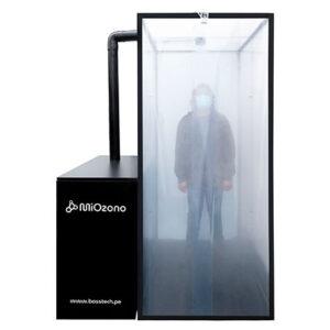 cabina de ozono