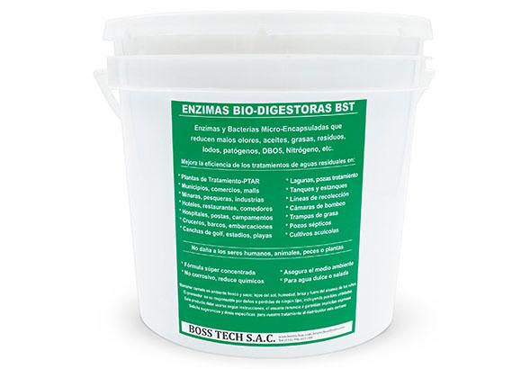 encimas bacterianas envase 22.68 kg