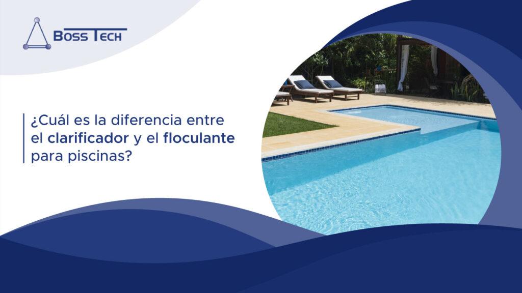 clarificador piscina