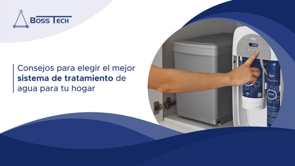 sistema tratamiento agua