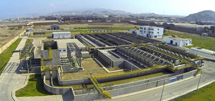 plantas tratamiento agua